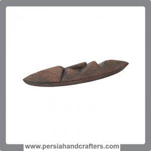 گردنبند چوبی سرخپوستی